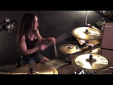 SLIPKNOT - DUALITY - DRUM COVER BY MEYTAL COHEN