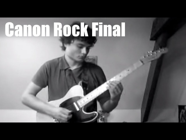MattRach - Canon Rock Final