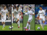 Real Madrid Fantastic Four ● Cristiano Ronaldo ● Gareth Bale ● Benzema & James Rodriguez HD