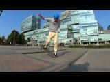 Street Longboarding (part 1) - Timur Totoev