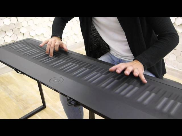Ring-mod soundscape on the Seaboard GRAND