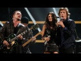 U2, Mick Jagger, Fergie -