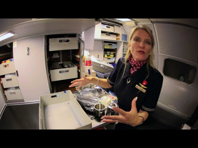 Cockpit Chronicles: Behind the scenes with a flight attendant — Crew Meals