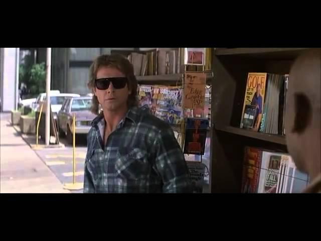 отрывок из фильма Чужие среди нас Они живут They Live 1988