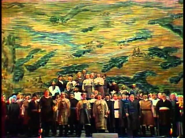 Сергей Прокофьев - опера Война и мир 1978 год