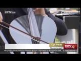 В торговом центре в Шанхае прошел концерт группы Монгольские симптомы