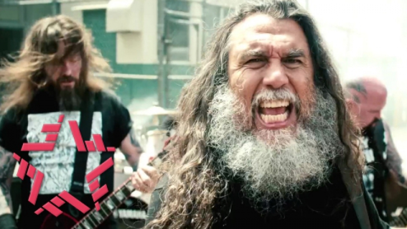 SLAYER Repentless OFFICIAL MUSIC VIDEO
