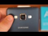 Распаковка Samsung Galaxy A5