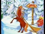 Лошадка чует майонез ( Реклама Махеевъ )