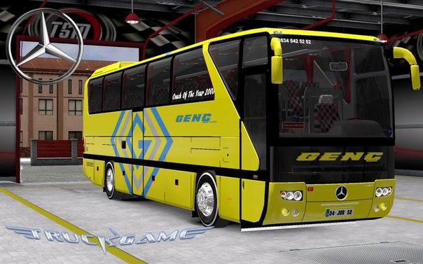 Mercedes O403 для Euro Truck Simulator 2