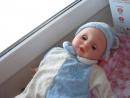 Пупс «Моя малютка» 2053