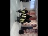 29.12.13  новый год) кафе Баке. танец МАКАРЕНА))_))