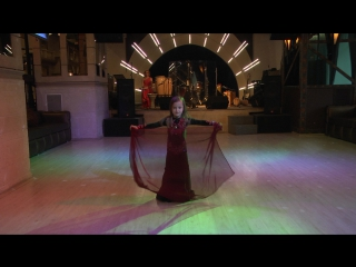 Самая маленькая участница Drum&Dance Show - Ромашова Карина 5,5 года