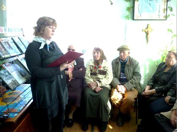 Жителям станицы Зеленчукской рассказали об истории возникновения Международного женского дня