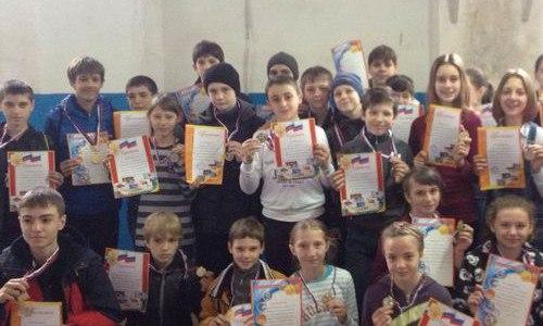 Спортсмены из станицы Зеленчукской призеры легкоатлетического Первенства