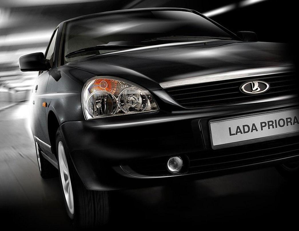 В России стартовало производство ультрабюджетной Lada Priora