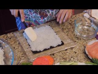 СУШИ И РОЛЛЫ. Как приготовить вкусно, быстро и красиво!