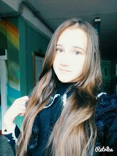 Даша Ганина