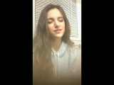 7 years old - Lukas Graham (cover by Paulina Vorobyova)