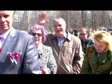 Флэшмоб День Победы Козьмодемьянск