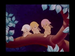 """Уолт Дисней (1940) - Людвиг Ван Бетховен, Симфония № 6 """"Пасторальная"""""""