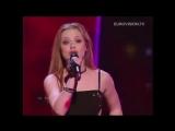 Юля Савичева - Believe me Евровидение 2004 ( Россия )