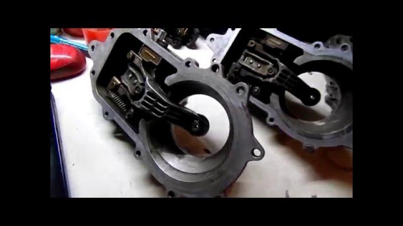 KE-Jetronic | Расходомеры и их настройки