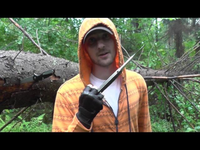 Ножевые мифы. 9 сантиметров, серрейтор, заточка ножа, тычковые ножи
