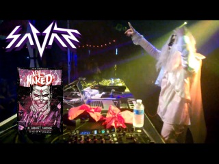 LIVE Savant 22/02/2014 - ALL NAKED 2.0 @Cabaret Sauvage, Paris FRANCE [nearly - FULL SET 1080p]