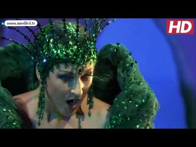 Diana Damrau - Queen of the Night - Mozart The Magic Flute
