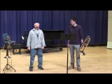 Eastern Trombone Workshop 2014 - Gerry Pagano Masterclass