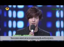 20121117 Ким Хён Чжун на шоу Happy Camp (рус. суб)