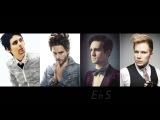 Vocal Range Battle Matt Bellamy, Jared Leto, Brendon Urie and Patrick Stump