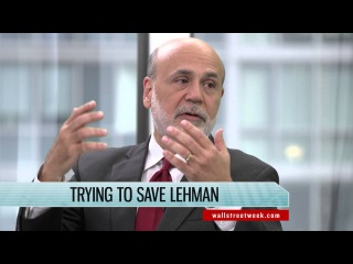 Wall Street Week | Episode 39 | Ben Bernanke & Larry Summers