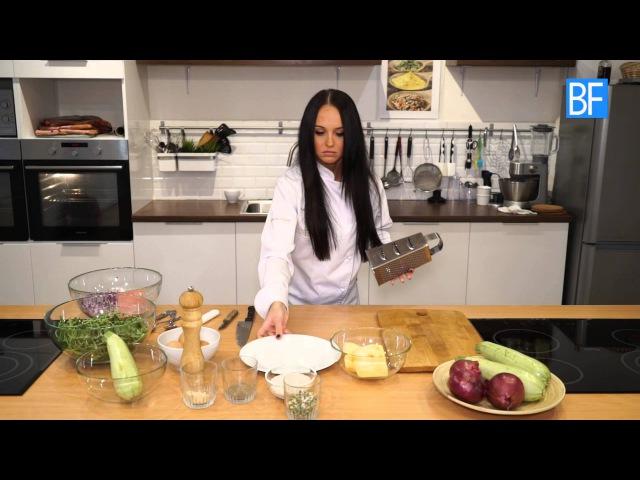 Алла Мартьянова готовит универсальное блюдо для межсезонья и предсоревновательного периода.