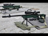 Снайперская винтовка СВ-98. Мечи и сабли