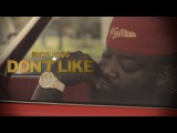 Rick Ross - Don't Like (Remix) (Music Video)