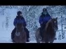OFFICIAL - Kakslauttanen Arctic Resort in wintertime