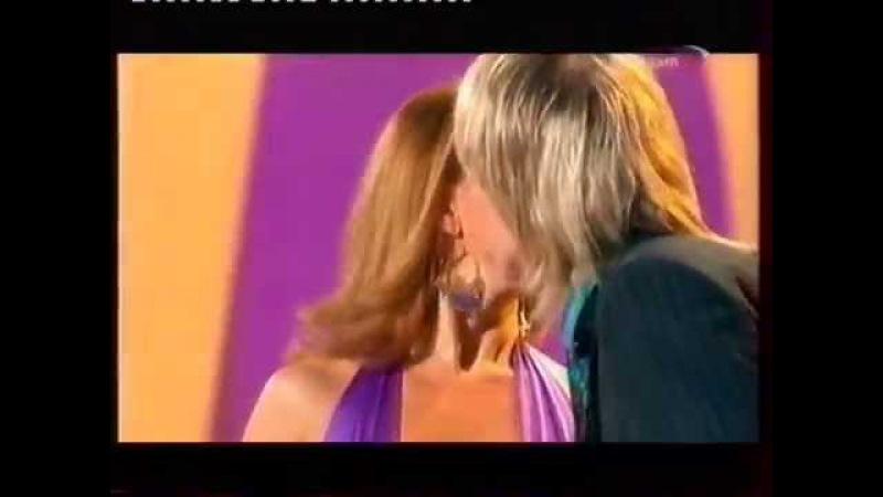 Алексей Гоман и Жанна Фриске Слаще шоколада (концерт Все звезды для любимой, 2006)