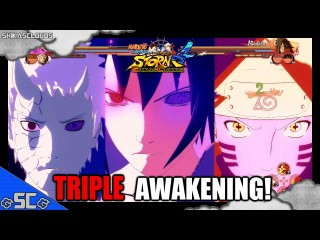 ●NARUTO STORM 4 | E3 FREE BATTLE - AWAKENING TAG TEAM GAMEPLAY! #2【SC EXCLUSIVE】【1080p 60FPS】●