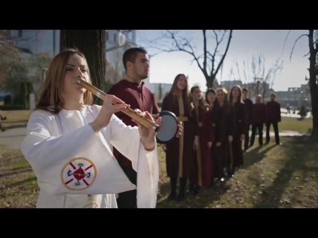 Мария Славна .Сербская песня*HD