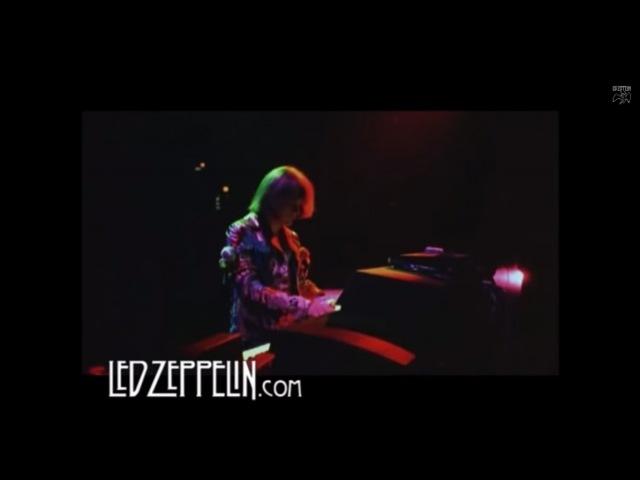 Led Zeppelin No Quarter Live at Madison Square Garden 1973