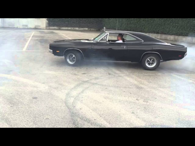 Dodge Charger 1969 Road/Track