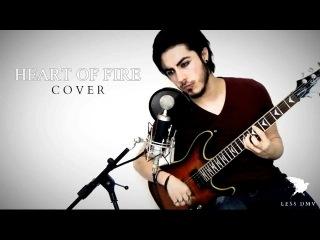 Lessdmv  - Heart of Fire Cover (Black veil brides New song 2014 lml)