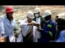 Замбия изумруд и аметист