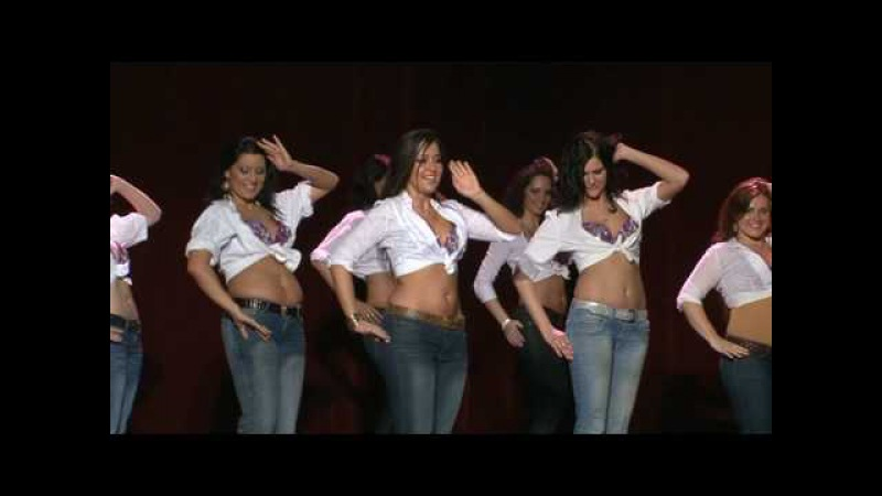 Mercedes Nieto and the Nymph Oriental Dance Company - Shaabi, bellydance