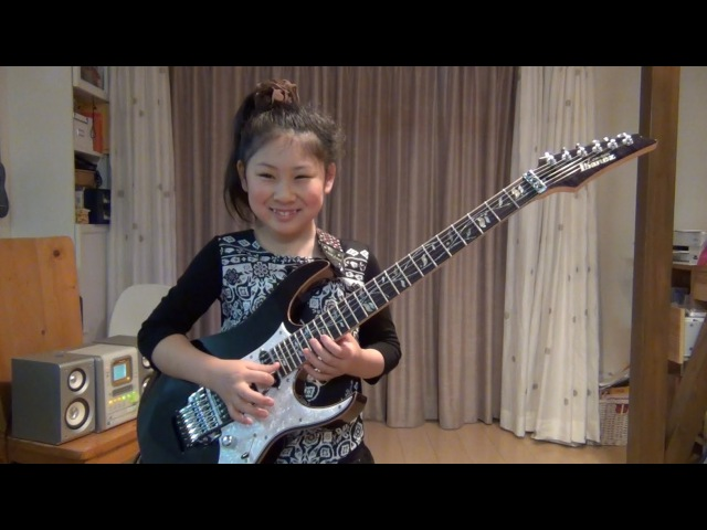 Polyphia Aviator cover / Li-sa-X (Japanese 10 year old girl)