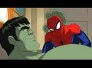 Великий Человек-паук - Неприкаянный Халк - Сезон 1, Серия 19 Marvel