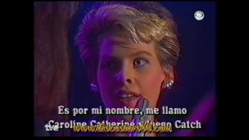 C.C.Catch - Dont Wait Too Long (A Tope, Spain)
