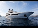 New Baglietto 46 m Displacement yacht steel Hull